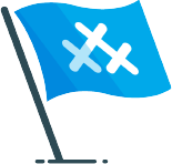Homepage flag