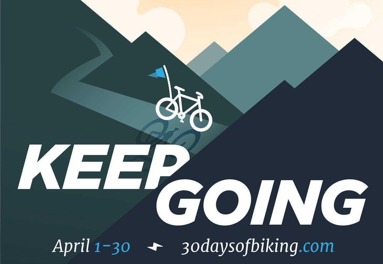 Keep Going, Riders!
